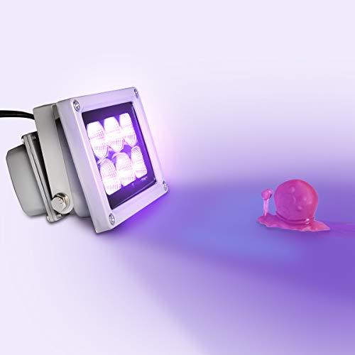 GEEETECH UV Resin 3D Drucker Lichthärtelampe Licht Lampe 405nm 6W für SLA DLP 3D Printer