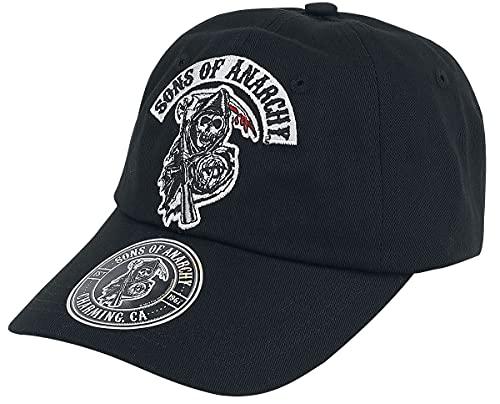 Sons of Anarchy CODI - Cap reversibles Dead Logo Negro