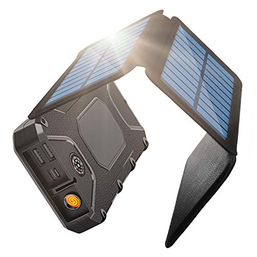 Features of MOSILA Solar Battaery Bank With Flashlight for Android and iPhone
