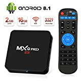Android 8.1 TV Box , Leelbox TV Box Quad Core , 2+16Gb 4K*2K UHD H.265, HDMI, USB*3, WiFi Media...