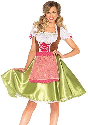 Leg Avenue 85508 - Darling Greta Kostüm, Größe Small (EUR 36)