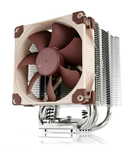 Noctua NH-U9S, Premium CPU Cooler with NF-A9 92mm Fan (Brown)