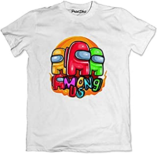 Among Us Kids Boys and Girls T shirt Unisex