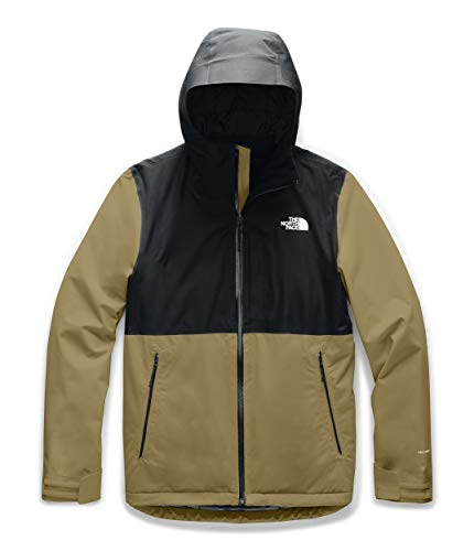 The North Face Men's Inlux Insulated Jacket - New Taupe Green - S (Past Season)