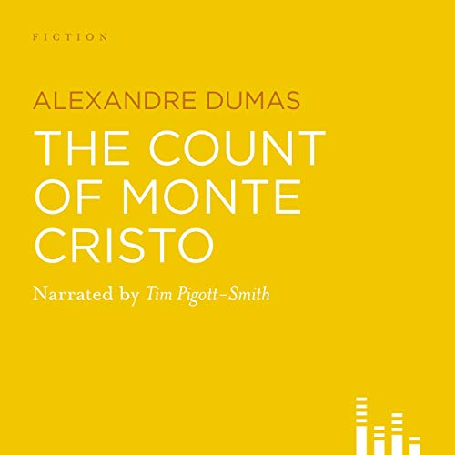 The Count of Monte Cristo [Abridged] audiobook cover art