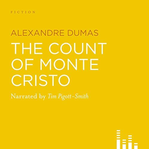 The Count of Monte Cristo [Abridged] cover art