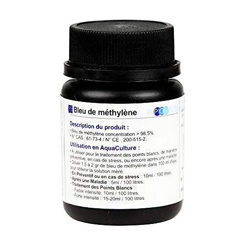 Bleu de méthylène pot de 25g