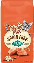 Meow Mix Grain Free Dry Cat Food, Wild Salmon, 6 Pounds