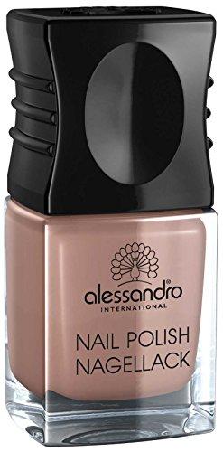 Alessandro International Nagellack 5 ml - 120 Toffee Nut