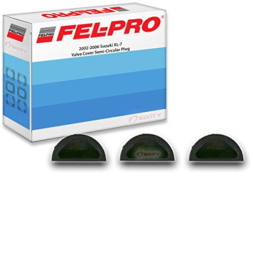 Fel-Pro Valve Cover Semi-Circular Plug for 2002-2006 Suzuki XL-7 FelPro - Engine Sealing Gaskets