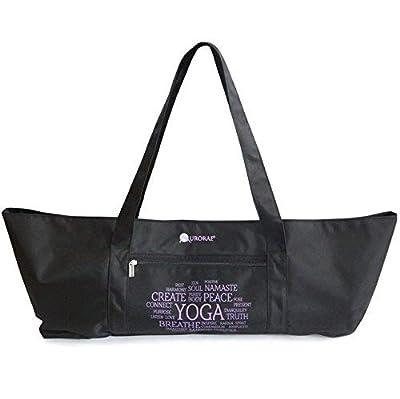 Aurorae Yoga Mat Tote Bag
