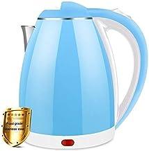 Keuken waterkoker, 1500W 2L RVS waterkoker/theepot met automatische uitschakeling isolerende functie om snel op te warmen ...