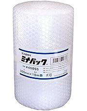 【 日本製 】 酒井化学 #400SS 緩衝材 ロール ミナパック 【 高品質ポリエチレン製 エアキャップ 】 産業用 (業務用エアパック)