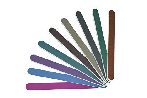 Micro-Mesh 1/2 x 5 3/4 Colored Sanding Sticks by Micro-Mesh