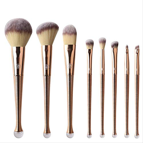 Pinceau de maquillage Mixed Eyeshadow Makeup Tool Makeup Brush 8pcs