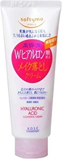 KOSE Softy Mo Hyaluronic Acid Makeup Cleansing Cream