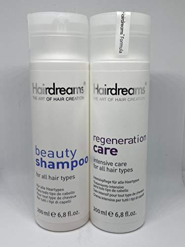 Hairdreams Beauty Shampoo & Regeneration Set