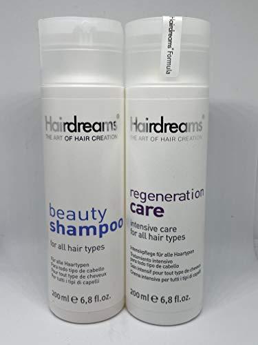 Hairdreams Beauty Shampoo & Regeneration Set