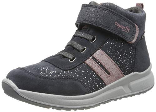 Superfit Mädchen Merida Gore-Tex Hohe Sneaker, Grau (Grau 20), 27 EU