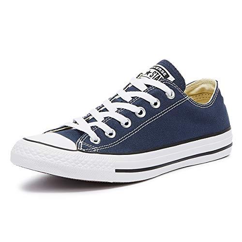 Converse All Star Ox Canvas Zapatillas Azul Marino-UK 7