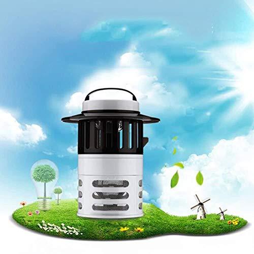 giyiohok El insecticida electrónico Profesional para Interiores La luz UV atrae con...
