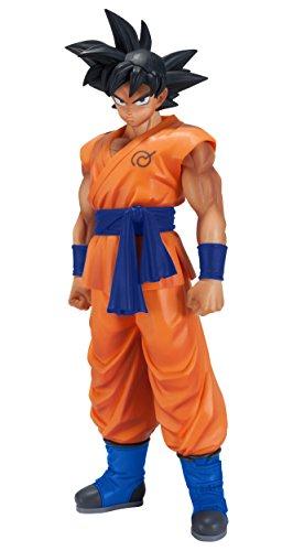 Banpresto- Dragonball Z Son Goku Master Stars Figurine, 3296580336715, Multicolore, 25cm
