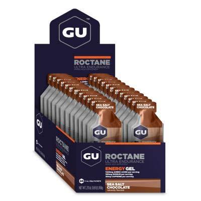 769493201959 - Gel energetico chocolate sal marina GU 24U