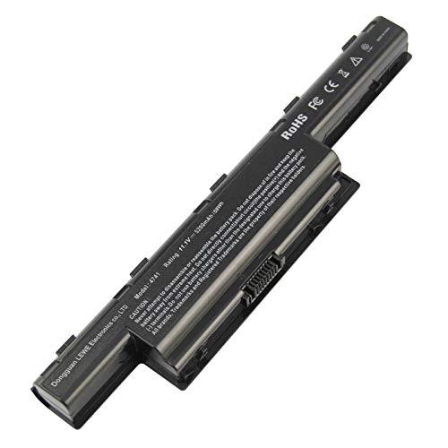 Laptop Battery for Acer Aspire 4250 4253 4339 4349 4738 4739 4743 4741 4750 4755G 4752 4771 5551 5552G 5560 5733 5741 5742G, Acer TravelMate 4740 5335 5542 5735 5735Z 5740 5251 5253 5336 Model:4741