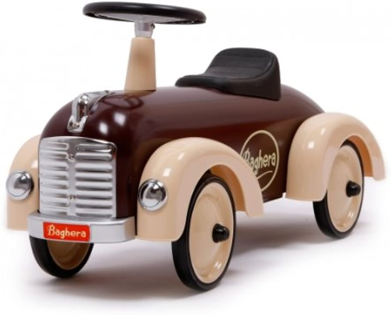precios razonables Le Petit Nouveau Baghera Baghera Baghera - Speedster correpasillos, Color Chocolate (116884)  Mejor precio