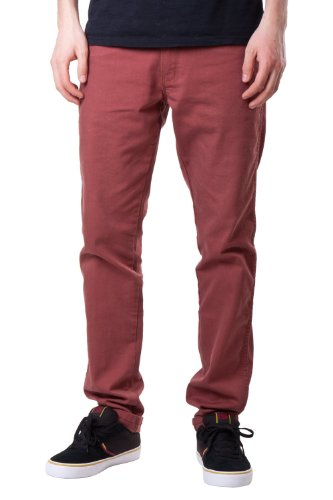 Reell Jeans Pants Men Nova Tapered Fit, Rusty Brown 32/34 Artikel-Nr.1100-1031
