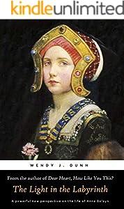 The Life and Death of Anne Boleyn 2巻 表紙画像