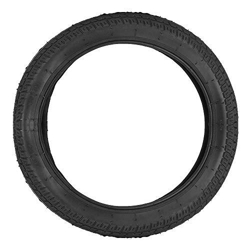 VGEBY Fietsbanden, 20 inch (50,8 cm) rubber, binnenband, reserveband voor racefiets, vouwfiets