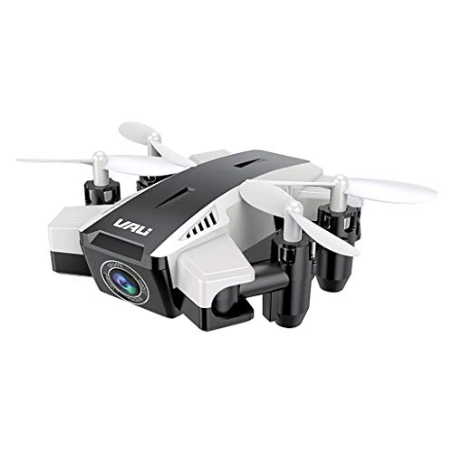 Vincent & September Mini Drone RC Nano Quadcopter Best Drone for Kids and Beginners RC Helicopter Plane with Auto Hovering, HD Camera,Headless Mode and Extra Batteries Toys for Boys and Girls