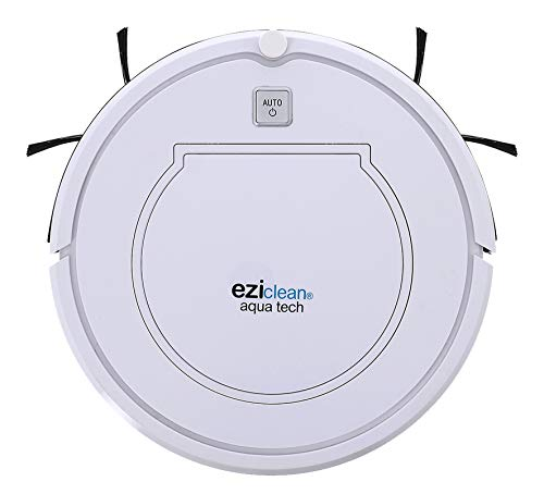 Robot aspirateur laveur EZIclean® Aqua tech