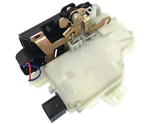 HZTWFC Nouvel actionneur de loquet de verrouillage de porte conducteur arrière droite OEM # 3B4 839 016AP 3B4839016AP pour VW BEETLE GTI JETTA R32 RABBIT