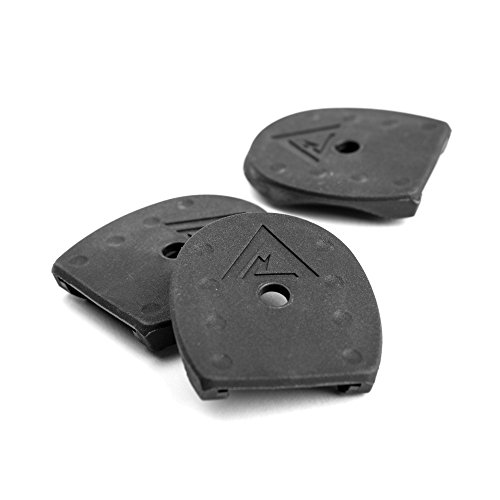 TANGO Down Vickers Tactical Floor Plate for Springfield XD, Black