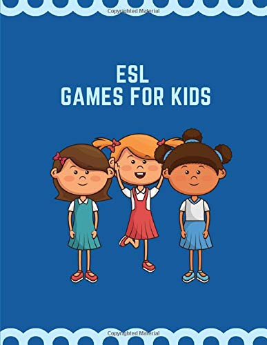 esl games for kids: Notebook lined large : cutsive writing/ homeschooling grade 2 3 and 4/ w notebook/writing paper for cursive/blank music ... music notebook( writing paper with lines)