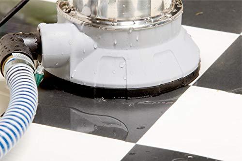 Metabo Schmutzwasser-Tauchpumpe PS 15000 S (0251500000) Karton, Nennaufnahmeleistung: 850 W, Max. Fördermenge: 15000 l/h, Max. Förderhöhe: 9.5 m