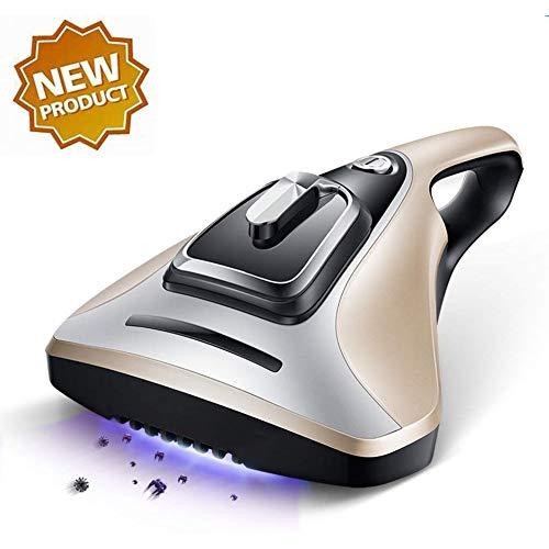WCJ UV-reiniger, antihuisstofmijt, dubbel krachtig absorberend, elimineert mee-eters, bedwanten en allergenen voor matrassen, kussens, stoffen banken en tapijten
