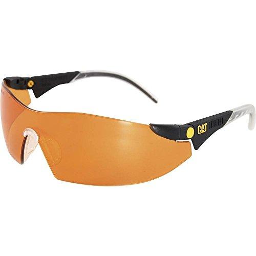 CAT DOZER116CATERPILLAR Schutzbrille Schwarz, Transparent DIN EN 166-1