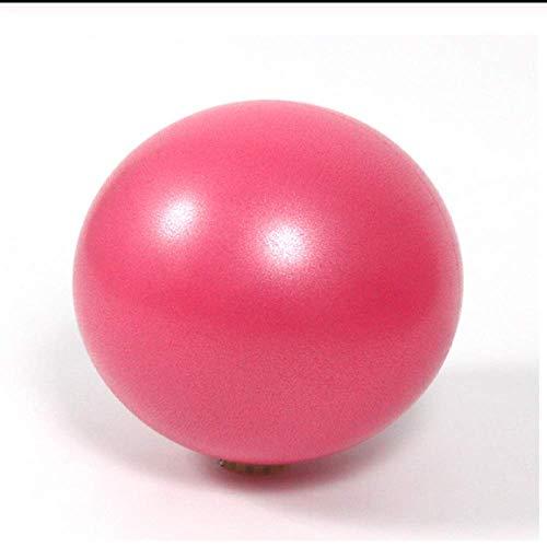 FLSM Yoga Ball Kleiner Gymnastikball Für Bauchübungen Und Kernstärkende Schulterrehabilitationsübungen