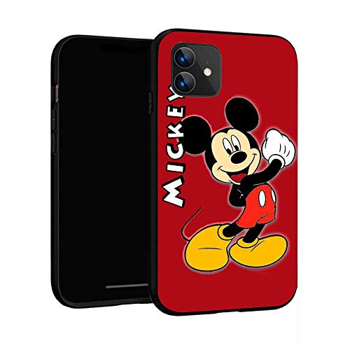 iPhone 11 Case 6.1',Case Cover for iPhone 11 (Mickey-Mouse)