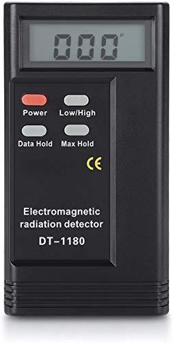 SLL Detector de radiación electromagnética, Detector de medidor de Gauss de Campo magnético de precisión de Alta Prueba, medidor magnético eléctrico Herramienta