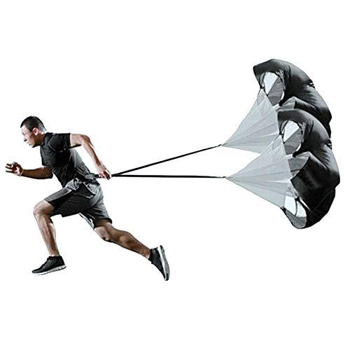 陸上 トレーニングパラシュート スピードアップ トレーニング