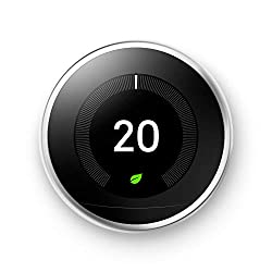energy savings tips with a smart house. it is a smart thermostat