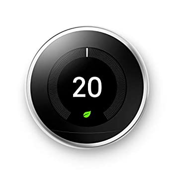 Nest 3rd Generation Learning Thermostat – Smart Thermostats