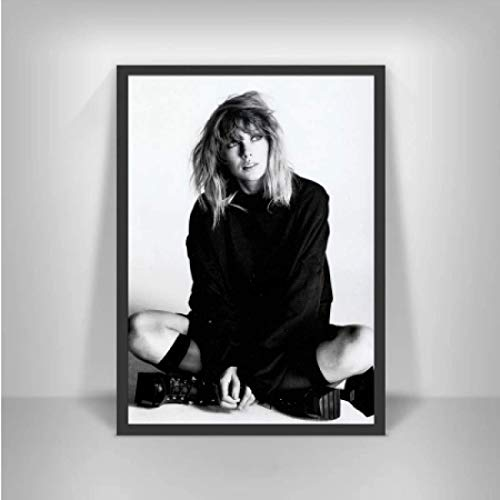 CAPTIVATE HEART Lienzo de Pintura de Arte de 30x50 cm sin Marco Taylor Alison Swift póster Sexto álbum reputación Sala de Estar Tienda de Belleza Imagen de Arte de Pared