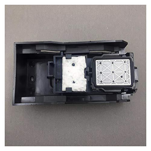 Fangxia Store Plotter per stampante a getto d'inchiostro Adatta per Mimaki JV33 JV5 CJV30 Assemblaggio della stazione di cappotto Adattamento per Epson DX5 DX7 Printhead Printhead Test Pulise Kit puli