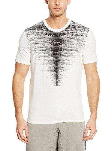 Zumba Camiseta Manga Corta Blanco XL