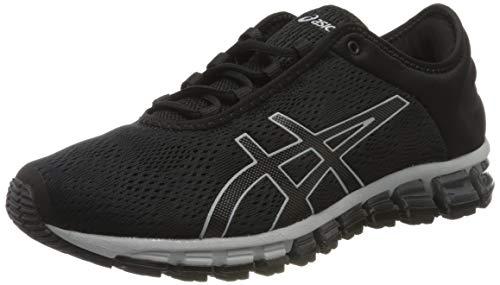 Asics Quantum 180 3 1021A029-001, Zapatillas de Entrenamiento para Hombre, Negro Black 1021a029 001, 42 EU